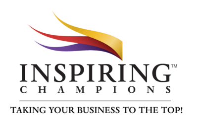 Inspiringchampions logo black