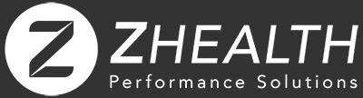 Z health logo horizontal white 400px